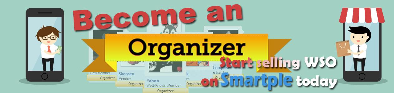 Become an Organizer